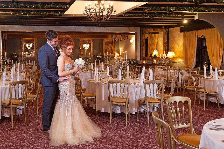 King and Queen Wedding Package at Clooncastle