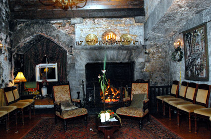 The Tower Room at Clooncastle