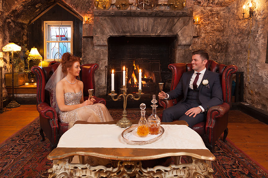 Duke and Duchess Wedding Package at Clooncastle